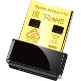 TP-LINK Archer T1U IEEE 802.11ac - Wi-Fi Adapter for Desktop Computer/Notebook