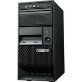 Lenovo ThinkServer TS140 70A4003BUX Tower Server - 1 x Intel Xeon E3-1226 v3 Quad-core (4 Core) 3.30 GHz - 4 GB Installed DDR3 SDRAM - 500 GB (1 x 500 GB) - Serial ATA/600 Con ...(more)