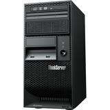 Lenovo ThinkServer TS140 70A4003GUS 4U Tower Server - 1 x Intel Xeon E3-1226 v3 Quad-core (4 Core) 3.30 GHz - 4 GB Installed DDR3 SDRAM - 1 TB (2 x 500 GB) - Windows Server 20 ...(more)