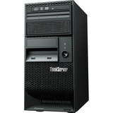 Lenovo ThinkServer TS140 70A4003AUX Tower Server - 1 x Intel Xeon E3-1226 v3 Quad-core (4 Core) 3.30 GHz - 4 GB Installed DDR3 SDRAM - Serial ATA/600 Controller - 0, 1, 5, 10 ...(more)