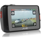 "Mio MiVue Digital Camcorder - 2.7"" - Touchscreen - CMOS - Full HD - Black, Silver"