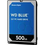 WD Blue WD5000LPCX 500 GB Hard Drive