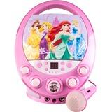Sakar Kids Princess Disco Party CD+G Karaoke w Light