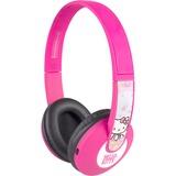Sakar Kids Bluetooth Kids Safe Headphones Hello Kitty