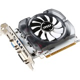 MSI N730-4GD3V2 GeForce GT 730 Graphic Card - 700 MHz Core - 4 GB DDR3 SDRAM - PCI Express 2.0 x16 - Dual Slot Space Required