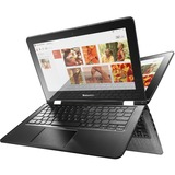 "Lenovo Flex 3-1580 80R40008US 15.6"" (In-plane Switching (IPS) Technology) 2 in 1 Notebook - Intel Core i5 (6th Gen) i5-6200U Dual-core (2 Core) 2.30 GHz - Convertible - Black"