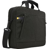 "Case Logic Huxton Carrying Case (Attaché) for 13.3"" Notebook - Black"