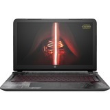 "HP Star Wars Special Edition 15-an000 15-an050nr 15.6"" (In-plane Switching (IPS) Technology) Notebook - Intel Core i5 i5-6200U Dual-core (2 Core) 2.30 GHz - Darkside Black"