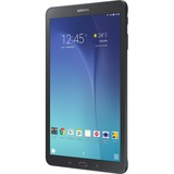 "Samsung Galaxy Tab E SM-T567 16 GB Tablet - 9.6"" - Wireless LAN - Verizon - 4G - Qualcomm Snapdragon 410 MSM8916 Quad-core (4 Core) 1.20 GHz - Metallic Black"