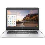 "HP Chromebook 14 G4 14"" LCD Chromebook - Intel Celeron N2840 Dual-core (2 Core) 2.16 GHz - 2 GB DDR3L SDRAM - 16 GB SSD - Chrome OS (English) - 1366 x 768"