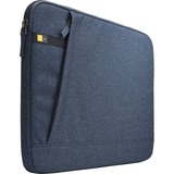 "Case Logic Huxton Carrying Case (Sleeve) for 15.6"" Notebook - Blue"