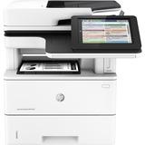 HP LaserJet M527dn Laser Multifunction Printer - Monochrome - Plain Paper Print