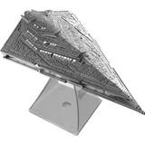 Ekids Star Destroyer Speaker System - Portable - Battery Rechargeable - Wireless Speaker(s) - Blue, Gray