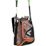 Easton E200P Carrying Case (Backpack) for Baseball, Bat, Shoes, Cleat, Gear - RealTree