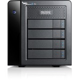 Promise Pegasus2 R4 DAS Array - 4 x HDD Supported - 4 x HDD Installed - 12 TB Installed HDD Capacity