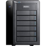 Promise Pegasus2 R6 DAS Array - 6 x HDD Supported - 6 x HDD Installed - 24 TB Installed HDD Capacity
