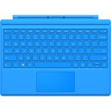 Microsoft Surface Pro 4 Type Cover (Bright Blue)