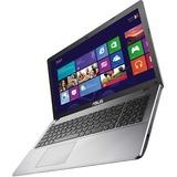 """Asus F555LA-EH51 15.6"""" 16:9 Notebook - 1366 x 768 - Intel Core i5 (5th Gen) i5-5200U Dual-core (2 Core) 2.20 GHz - 8 GB DDR3L SDRAM - 1 TB HDD - Windows 10 64-bit - Black"""
