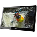 "AOC E1659FWUX 15.6"" LCD Monitor - 16:9 - 11 ms"
