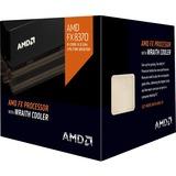 AMD FX-8370 Octa-core (8 Core) 4 GHz Processor - Socket AM3+ - 1