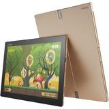 "Lenovo IdeaPad Miix 700-12ISK 80QL000CUS Tablet - 12"" - 8 GB LPDDR3 - Intel Core M m7-6Y75 Dual-core (2 Core) 1.20 GHz - 256 GB SSD - Windows 10 Pro - 2160 x 1440 - Golden"