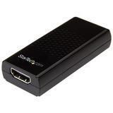 StarTech.com USB 2.0 Capture Device for HDMI Video - Compact External Capture Card - 1080p