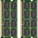 PNY Low Voltage 16GB (2x8GB) PC3-12800L 1600MHz DDR3L Notebook SODIMM
