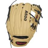 """Wilson A500 1786 Infield Baseball Glove - 11"""""""