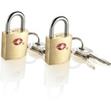 Travel Smart Travel Sentry Padlocks - 2-Pack