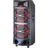 QFX SBX-921200 2.0 Speaker System - Wireless Speaker(s) - Black