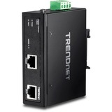 TRENDnet Hardened Industrial Gigabit PoE+ Injector