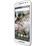 Motorola Moto G Smartphone - 8 GB Built-in Memory - Wireless LAN - 4G - Bar - White