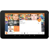 "Ematic EGQ377 8 GB Tablet - 7"" 128:75 Multi-touch Screen - 1024 x 600 Quad-core (4 Core) 1.20 GHz - 1 GB - Android 5.1 Lollipop - Blue"
