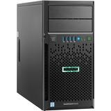 HP ProLiant ML30 G9 4U Micro Tower Server - 1 x Intel Xeon E3-1220 v5 Quad-core (4 Core) 3 GHz - 4 GB Installed DDR4 SDRAM - Serial ATA/600 Controller - 0, 1, 5, 10 RAID Level ...(more)