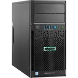 HP ProLiant ML30 G9 4U Micro Tower Server - 1 x Intel Xeon E3-1240 v5 Quad-core (4 Core) 3.50 GHz - 8 GB Installed DDR4 SDRAM - Serial ATA/600 Controller - 0, 1, 5, 10 RAID Le ...(more)