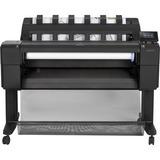 """HP Designjet T930 PostScript Inkjet Large Format Printer - 36"""" Print Width - Color"""