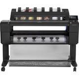 """HP Designjet T1530 PostScript Inkjet Large Format Printer - 36"""" Print Width - Color"""