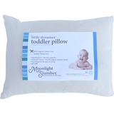 Moonlight Slumber Little Dreamer Toddler Pillow with Organic Cotton Cover