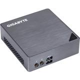 Gigabyte BRIX GB-BSi5-6200 Desktop Computer - Intel Core i5 i5-6200U 2.30 GHz DDR3L SDRAM - Mini PC