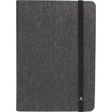 M-Edge Folio Power Pro Carrying Case (Folio) for Tablet PC - Canvas Black