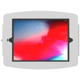 iPad Pro Secure Space Enclosure Wall Mount White