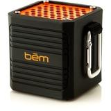 Bem EXO200 Speaker System - Portable - Battery Rechargeable - Wireless Speaker(s) - Black