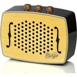 Bem Range Speaker System - Portable - Battery Rechargeable - Wireless Speaker(s) - Driftwood