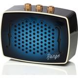 Bem Range Speaker System - Portable - Battery Rechargeable - Wireless Speaker(s) - Midnight