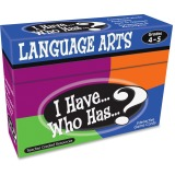 Teacher Created Resources I Have, Who Has Language Arts Game Grade 4-5