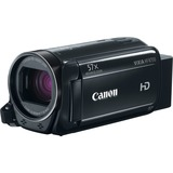 "Canon VIXIA R700 Digital Camcorder - 3"" - Touchscreen LCD - HD CMOS - Full HD - Black"