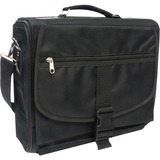 HYPERKIN Carrying Case for Cable, Accessories, Controller, Gaming Console - Black