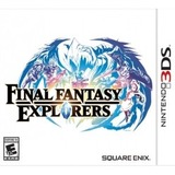 Square Enix Final Fantasy Explorers Standard Edition