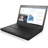 "Lenovo ThinkPad T460 20FN002JUS 14"" 16:9 Notebook - 1920 x 1080 - In-plane Switching (IPS) Technology - Intel Core i5 (6th Gen) i5-6300U Dual-core (2 Core) 2.40 GHz - 8 GB DDR ...(more)"