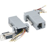 Comprehensive Cisco Console Management Cable RJ45 Male to DB9 Female